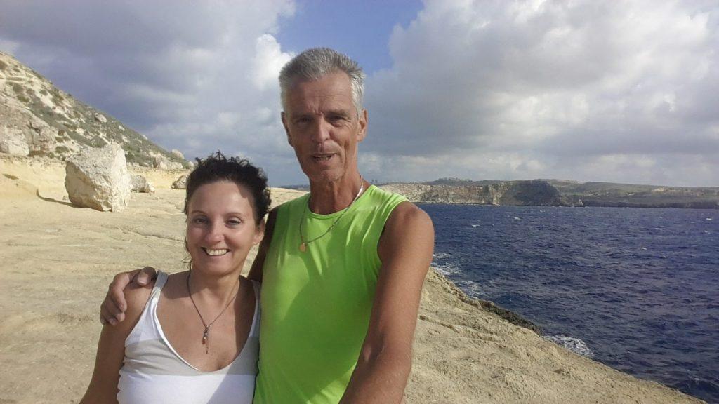 Mark and Szilvia